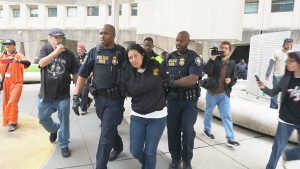 Poor-Peoples-March-on-Washington-Cheri-Honkala-arrested-at-HUD-by-Black-cops-for-requesting-meeting-w-Ben-Carson-0618-by-Jason-Bosch-300x169, The organized poor: Poor People's March on Washington and HUD in honor of Dr. King's March on Washington, National News & Views