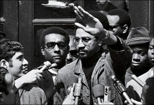 Stokely-Carmichael-H.-Rap-Brown-meet-press-300x206, The unofficial gag order of Jamil Al-Amin (H. Rap Brown): 16 years in prison, still not allowed to speak, Behind Enemy Lines