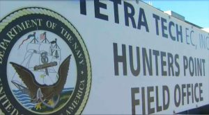 Tetra-Tech-EC-Inc.-Hunters-Point-Field-Office-large-sign-at-HP-Shipyard-300x166, Declaring a public health crisis at the Hunters Point Naval Shipyard in San Francisco, a federal Superfund site, Local News & Views
