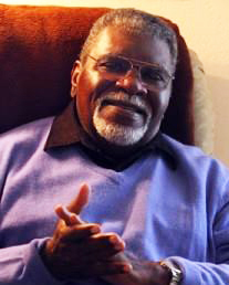 Elbert-Big-Man-Howard-one-of-Caroles-favorite-pics-by-Jeff-Kan-Lee-Press-Democrat-cropped, Rest in power, Elbert 'Big Man' Howard, founding father of the Black Panther Party, World News & Views
