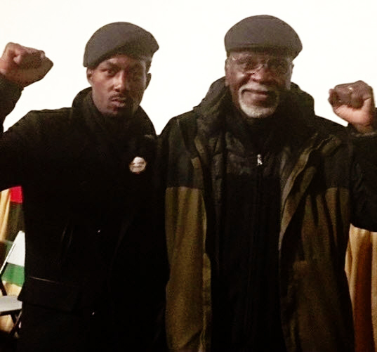 Elbert-Big-Man-Howard-young-man-recent, Rest in power, Elbert 'Big Man' Howard, founding father of the Black Panther Party, World News & Views