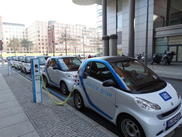Electric-vehicles-chargers-1, Electric vehicles are helping communities prepare for the future, Opportunities