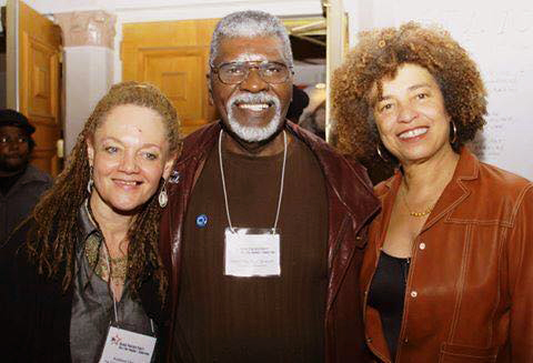 Kathleen-Cleaver-Elbert-Big-Man-Howard-Angela-Davis, Rest in power, Elbert 'Big Man' Howard, founding father of the Black Panther Party, World News & Views