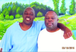 Mutope-his-brother-Anthony-031916-web-300x203, Nothing new: Prison violence brings higher pay, job security, Behind Enemy Lines