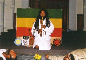 Veronza-Bowers-Rastafarian-meditation-group-blowing-shakuhachi-web-300x208, Veronza, don't die in prison!, Behind Enemy Lines