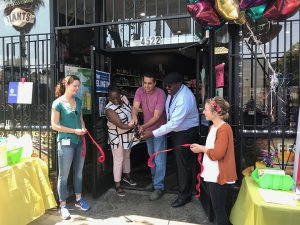 SavMore-Mart-ribbon-cutting-081018-web-300x225, Bayview's Sav-Mor Mart re-opens in new location with fresh produce, more healthful products, Local News & Views