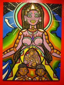 Black-Woman-is-God-2018-AambrNcole2-225x300, Wanda's Picks September 2018, Culture Currents