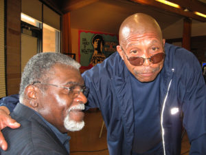 Elbert-Big-Man-Howard-Steve-McCutchen-at-Black-History-event-West-Oakland-Library-021608-by-Carole-Hyams-Howard-web-300x225, Tribute to Big Man: Action is supreme, Culture Currents