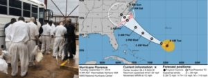 Hurricane-Florence-will-prisoners-be-evacuated-300x113, National Prison Strike: State retaliates against South Carolina prisoners in the wake of Hurricane Florence, Behind Enemy Lines