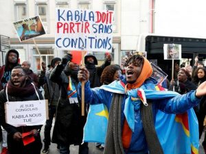 Anti-Kabila-protest-by-youth-group-Filimbi-'Kabila-must-go-unconditionally'-300x225, Congo in the abyss, World News & Views