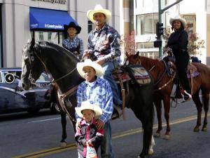 Black-Cowboys-parade-in-Oakland-2017-300x225, Wanda's Picks for October 2018, Culture Currents