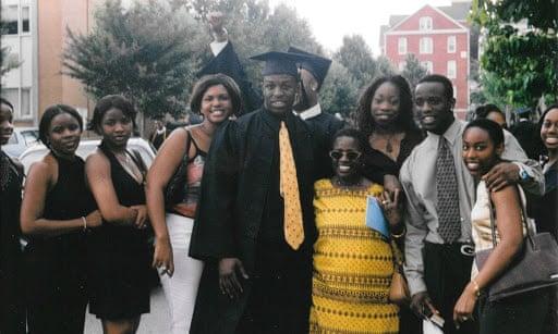 Chinedu-Okobi-at-his-Morehouse-graduation-cy-Okobi-family, Chinedu Okobi, unarmed Black father, tased to death by San Mateo County sheriffs, Local News & Views
