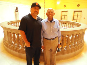 Commissioner-William-Ortiz-Cartagena-Dr.-Willie-Ratcliff-after-Small-Business-Commission-names-SFBV-a-Legacy-Business-092418-by-Jahahara-web-300x225, San Francisco names Bay View newspaper a Legacy Business, Local News & Views