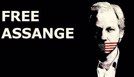 Free-Assange-meme, Pacifica stands with Wikileaks and Julian Assange, National News & Views