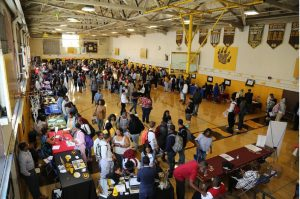 HBCU-Fair-crowd-Mission-HS-091018-by-Don-Bowden-300x199, Hundreds of students at HBCU Fair gain sense of hope and head start for college admissions, Local News & Views