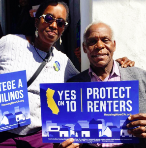Jovanka-Beckles-Danny-Glover-campaign-for-Yes-on-Prop-10-1018-297x300, 'Yes on Prop 10,' says Danny Glover, National News & Views
