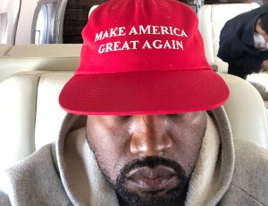 Kanye-on-private-jet-wearing-Make-American-Great-Again-hat-1018-web-300x231, The Kanye conflict over the slavery exception clause: Amending the amendment that 'abolished' slavery, National News & Views