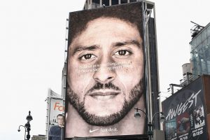 Nike-Kaepernick-billboard-0818-300x200, Comrade Malik: Racism in the US is a symptom of capitalism, Behind Enemy Lines