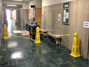 Raw-sewage-spill-at-850-Bryant-pic-sent-to-Hoodline-anonymously-021517-300x225, Raw sewage spills at SF Bryant St. jail making prisoners sick – 'rash, intestinal, lung' problems reported, Behind Enemy Lines
