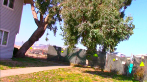 Treasure-Island-home-abuts-cleanup-zone-fence-around-radioactive-lake-by-Carol-Harvey-1-300x168, What politicians, the Navy and the EPA don't want you to know: Treasure Island and Hunters Point are equally toxic Superfund sites, Local News & Views