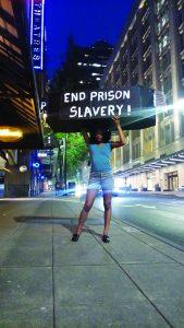 End-Prison-Slavery-Amani-Sawari-August-21-color-web-169x300, Torch passes: Editor Amani Sawari calls SF Bay View 'the community in print', National News & Views