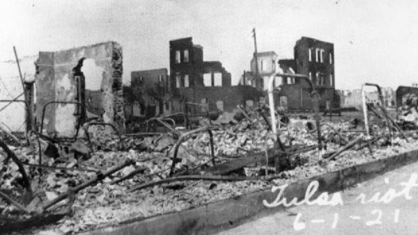 According to a later Red Cross estimate, some 1,256 houses were burned; 215 others were looted but not torched. Two newspapers, a school, a library, a hospital, churches, hotels, stores and many other Black-owned businesses were among the buildings destroyed or damaged by fire.