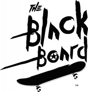 'The BlackBoard' logo