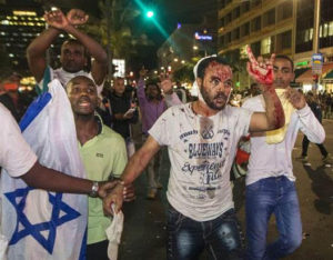 Ethiopian-Jews-in-Israel-protest-racism-demand-equal-rights-1118-1-300x234, CNN fired Marc Lamont Hill for saying Palestinians deserve equal rights, World News & Views