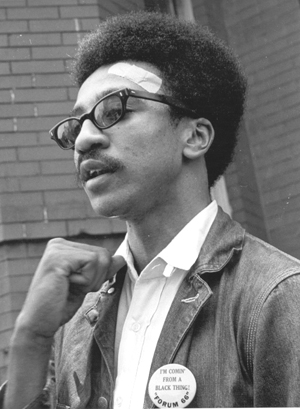 H.-Rap-Brown-0767, About Jamil Al-Amin (H. Rap Brown) and the 1968 Olympic protest: An interview with Dr. Harry Edwards, World News & Views