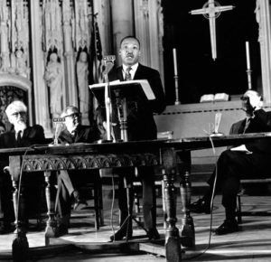 Martin-Luther-King-Beyond-Vietnam-Riverside-Church-NYC-040467-300x290, About Jamil Al-Amin (H. Rap Brown) and the 1968 Olympic protest: An interview with Dr. Harry Edwards, World News & Views
