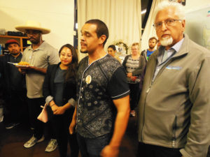 Richmond-Progressive-Alliance-RPA-candidates-for-City-Council-Ada-Recinos-Eduardo-Martinez-flank-mayoral-candidate-Melvin-Willis-at-RPA-election-night-party-110618-by-Jahahara-web-300x225, Commemorating 60 Years of Building Pan African Unity!, Culture Currents