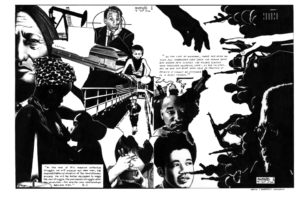 Collective-Struggle'-art-by-Kevin-'Rashid'-Johnson-web-300x200, End prison slavery in Texas now – Part 3: Knockin' doors down, Behind Enemy Lines