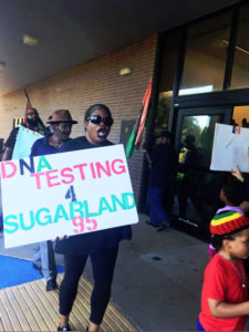 DNA-testing-4-Sugar-Land-95-National-Black-United-Front-NBUF-Justice-Rally-at-Sugar-Land-City-Hall-091918-by-NBUF-web-225x300, The Sugar Land 95: Help us protect the sacred burial ground of our ancestors in Texas, National News & Views