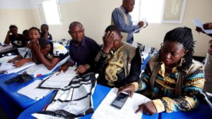 DR-Congo-poll-workers-presidential-election-123018-300x169, Code talking: UN Security Council on war and peace in DRC, World News & Views