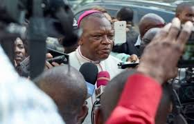 DRC-Catholic-Church-leader-speaks-to-press, DR Congo post-election: An interview with Maurice Carney, World News & Views