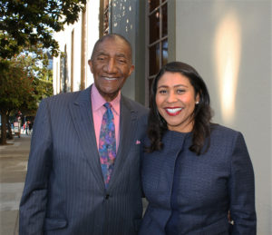 Fred-Jordan-London-Breed-070918-2-days-before-mayoral-inauguration-by-Ken-Johnson-web-300x259, Blacks awarded only 1 percent of Caltrans contracts, National News & Views