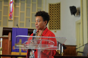 Oscar-Grant-Legacy-Weekend-Barbara-Lee-1st-AME-022716-by-Love-Not-Blood-Campaign-web-300x199, Barbara Lee on Oscar Grant and First Step Act, Local News & Views