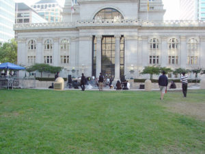 Oscar-Grant-Mehserle-verdict-empty-Ogawa-Plaza-Oakland-070810-by-Dave-Id-Indybay-300x225, A celebration of the Justice for Oscar Grant protesters, Local News & Views