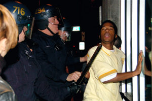 Oscar-Grant-rebellion-OPD-arrest-Black-youth-010709-by-Brooke-300x199, A celebration of the Justice for Oscar Grant protesters, Local News & Views