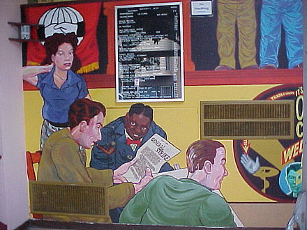 Redstone-Labor-Temple-historic-mural-depicts-Harry-Bridges-making-deal-with-Blacks-to-join-ILWU-not-break-1934-General-Strike-painted-1997-by-Chuck-Sperry-son-of-killed-striker, Keep the Redstone Labor Temple a community center, Local News & Views