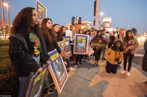 South-Bay-students-Human-Rights-Day-solidarity-rally-in-Mountain-View-with-Haitian-students-121018-by-Haiti-Action-Committee-300x199, California high school and college students stand with Haitian students, World News & Views