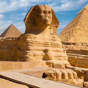 Sphinx-Egypt-300x300, Black genius built the pyramids, not slave labor, Culture Currents