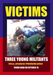 Victims-Three-Young-Militants-Haiti-Action-Committee-poster-1218-web-212x300, California high school and college students stand with Haitian students, World News & Views