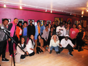 African-Vegans-Wellness-Gathering-Jahahara-Paula-Marie-Parker-at-Black-owned-Queen-Hippie-Gypsy-boutique-downtown-Oakland-0119-by-Jahahara-web-300x225, Celebrating Alkebulan: African love, Black joy, resistance and futures!, Culture Currents