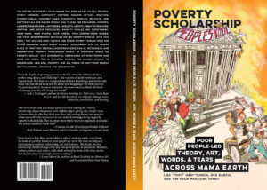 Poverty-Scholarship-cover-web-300x214, 'Poverty Scholarship': Poor people create their own theory, textbook and solutions to poverty and homelessness, Culture Currents