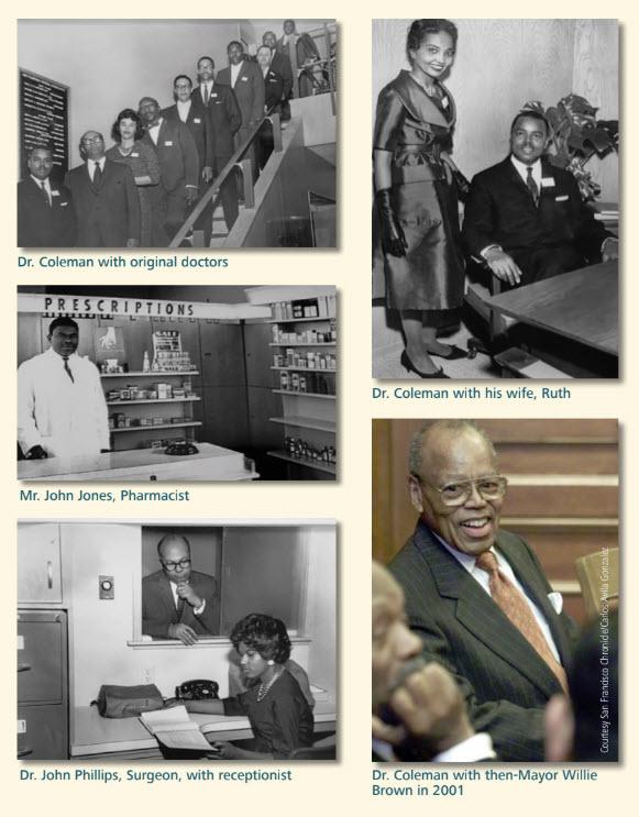 Arthur-Coleman-Medical-Center-opened-1960-historic-photos, Celebrate Cultural Landmark designation of the Arthur Coleman Medical Center, Local News & Views