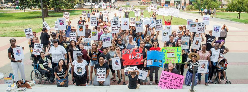 CCWP-Drop-LWOP-rally-LA-0818, Gov. Newsom's executive order halts death penalty. Now let's drop LWOP!, National News & Views