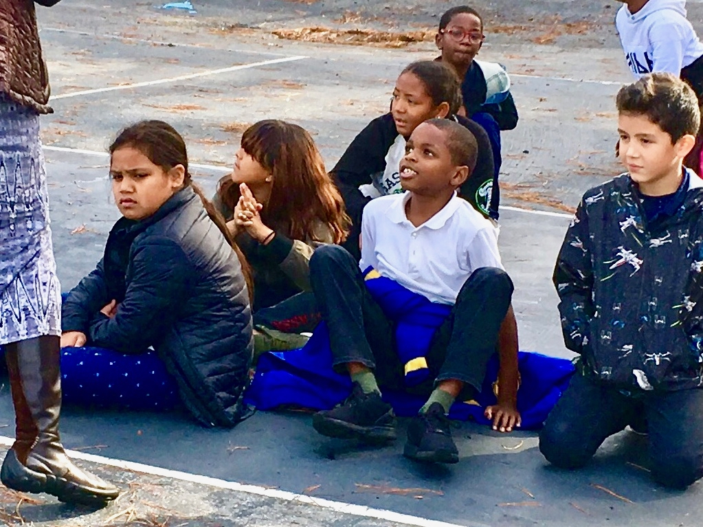 Felton-in-Bret-Hart-Elem-yard-doing-better-0119-by-Lee-Romney, How can San Francisco support its most vulnerable Black residents? Help them succeed at school, Local News & Views