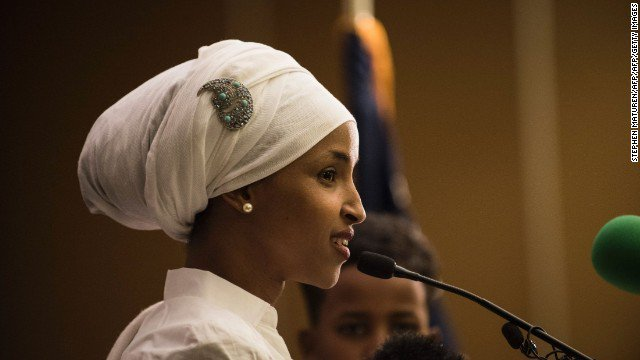 Ilhan-Omar-chides-GOP-for-poster-linking-her-to-9-11-0319-by-CNN, 'We stand with Ilhan' against Zionism and anti-Semitism, National News & Views