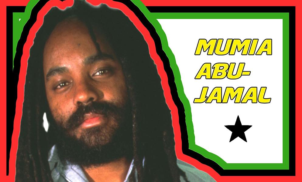 Mumia-Abu-Jamal-graphic-web, The future of all life: Indigenous sovereignty and the Fukushima nuclear disaster, World News & Views